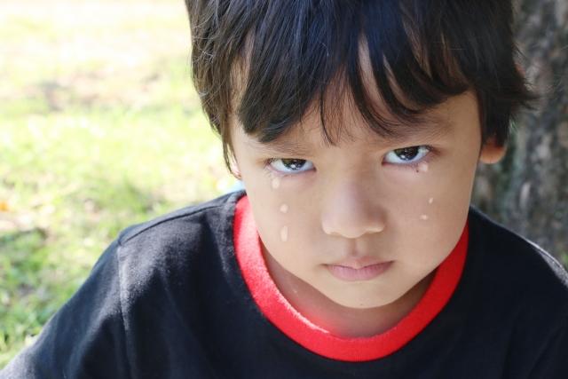 ADHDの子どもの暴力や暴言